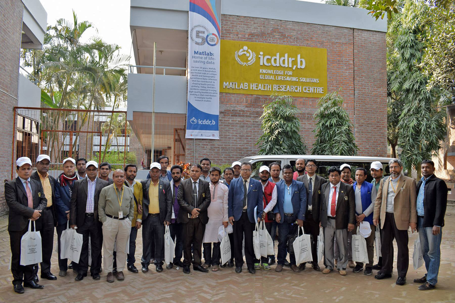 icddr,b initiates measure to strengthen health journalism in